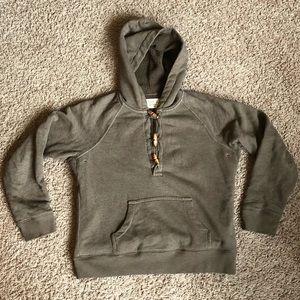 J. Crew vintage fleece pullover